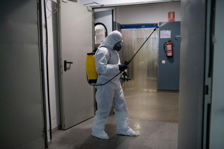 Desinfeccion COVID19 Granada