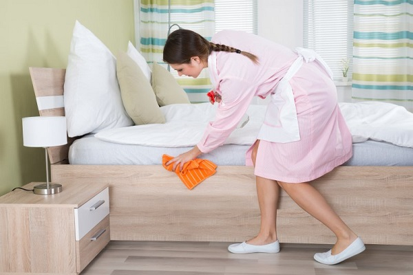 Limpieza Hoteles y Apartamentos turísticos granada