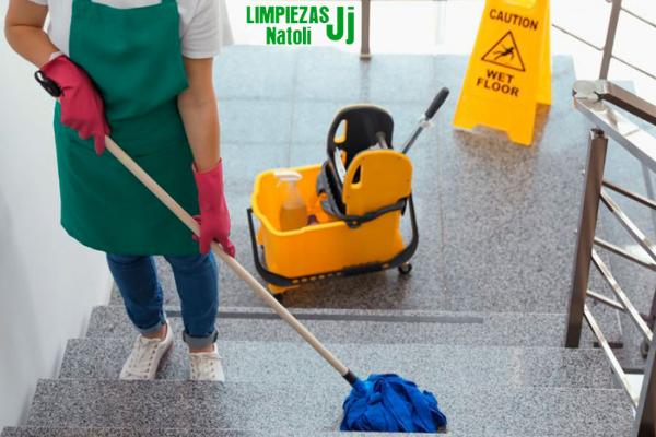 Limpieza comunidades Granada