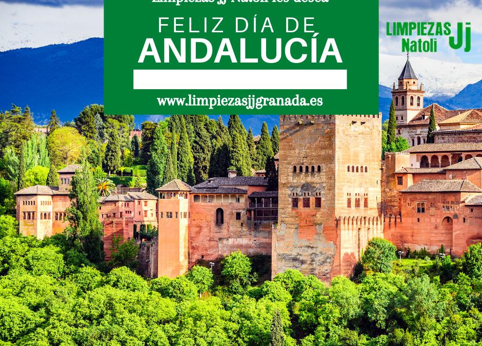 Feliz día de Andalucía 2021